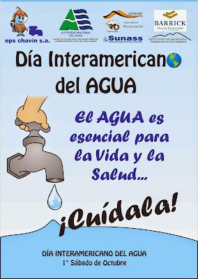 Resultado de imagen para Día Interamericano del Agua