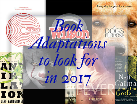 Book Adaptations to look for in 2017