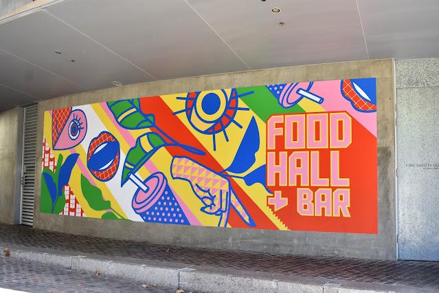 Haymarket Street Art