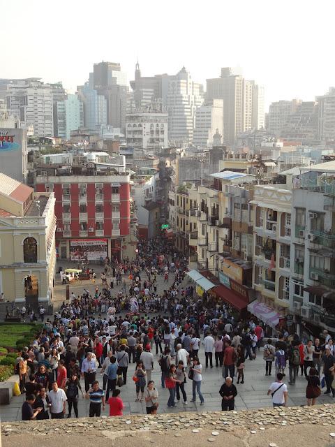Ambiente en Macao