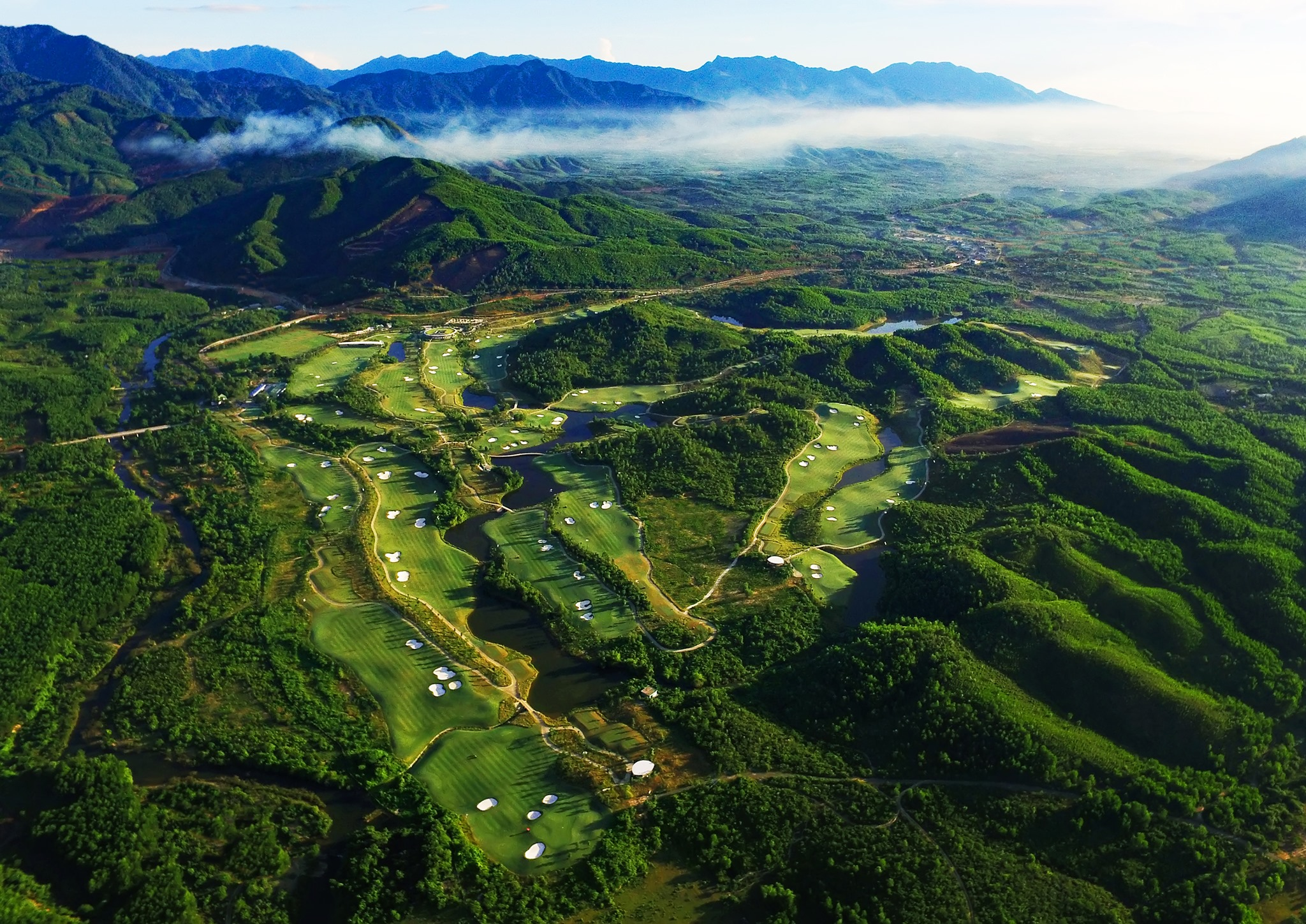 Sân golf Ba Na Hills Golf Club Đà Nẵng
