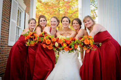 Having a Fall Wedding? Now's the Time to Handle The Details!