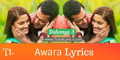 awara-song-lyrics
