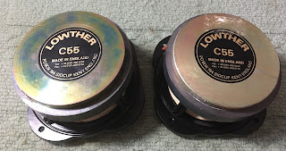 Lowther C55 Full Range Speaker (sold) Lowther%2B3