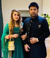 kapil sharma wife Ginni Chatrath