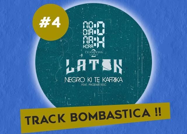 04. Laton Cordeiro - Negro ki te kafrika (Feat Phoenix RDC)