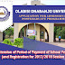 OOU PG School Fees Payment & Registration Deadline - 2017/2018