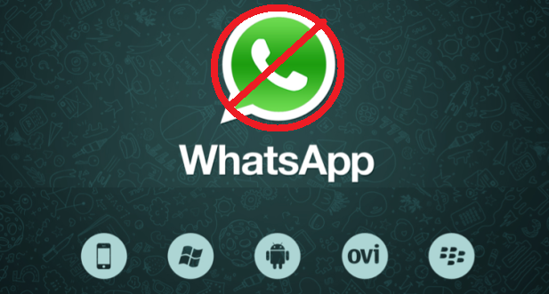 WhatsApp Getting banned in UK in few weeks !