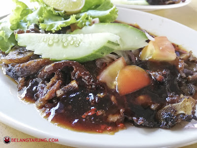 Daging Kambing Black Pepper