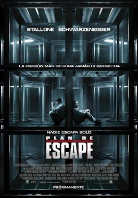 Escape Plan [2013] [DVD] [NTSC] [R1] [Latino]