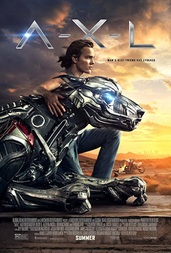 A.X.L (BRRip 720p Dual Latino / Ingles) (2018)