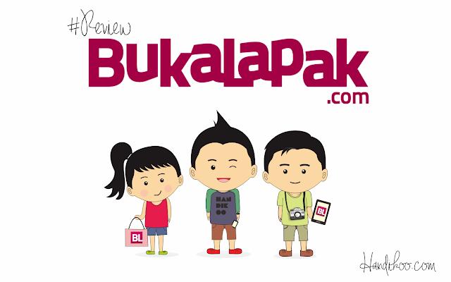 Bukalapak.com : Aplikasi Belanja Online yang Gampang, Aman dan Terpercaya!