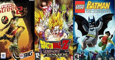 Psp best games