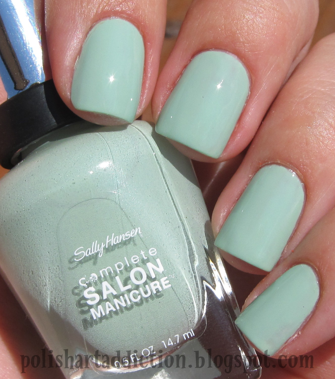 Sally Hansen - Green Tea