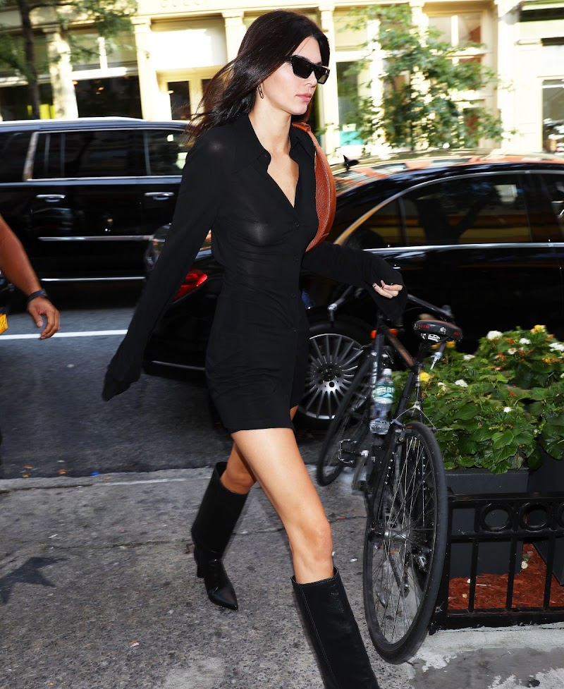 Kendall Jenner Arrives at Cipriani in New York 10 Sep-2019
