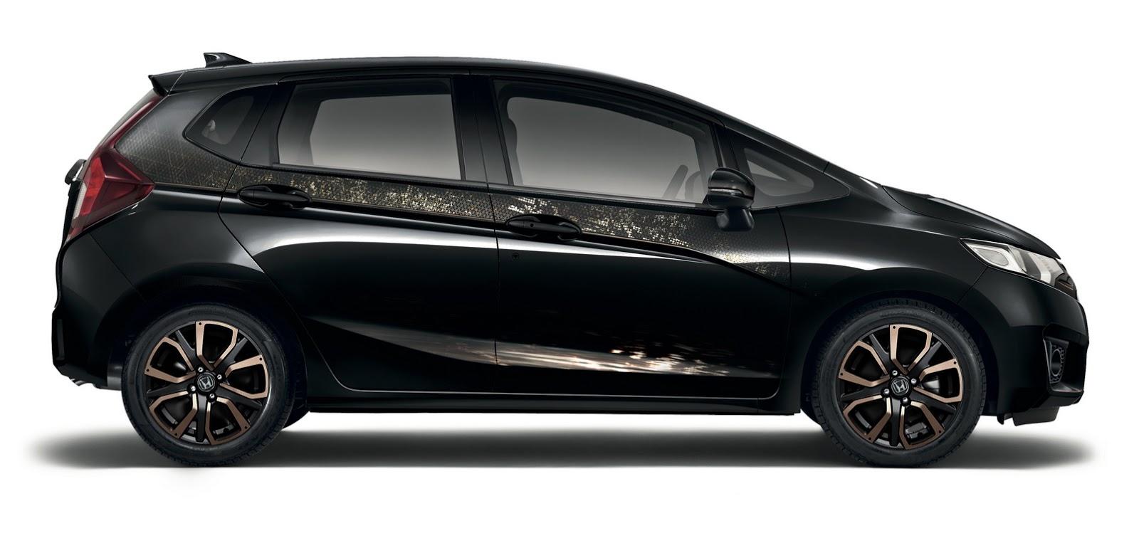 Honda giới thiệu Jazz Keenlight Concept tại Geneva Motor Show 2016