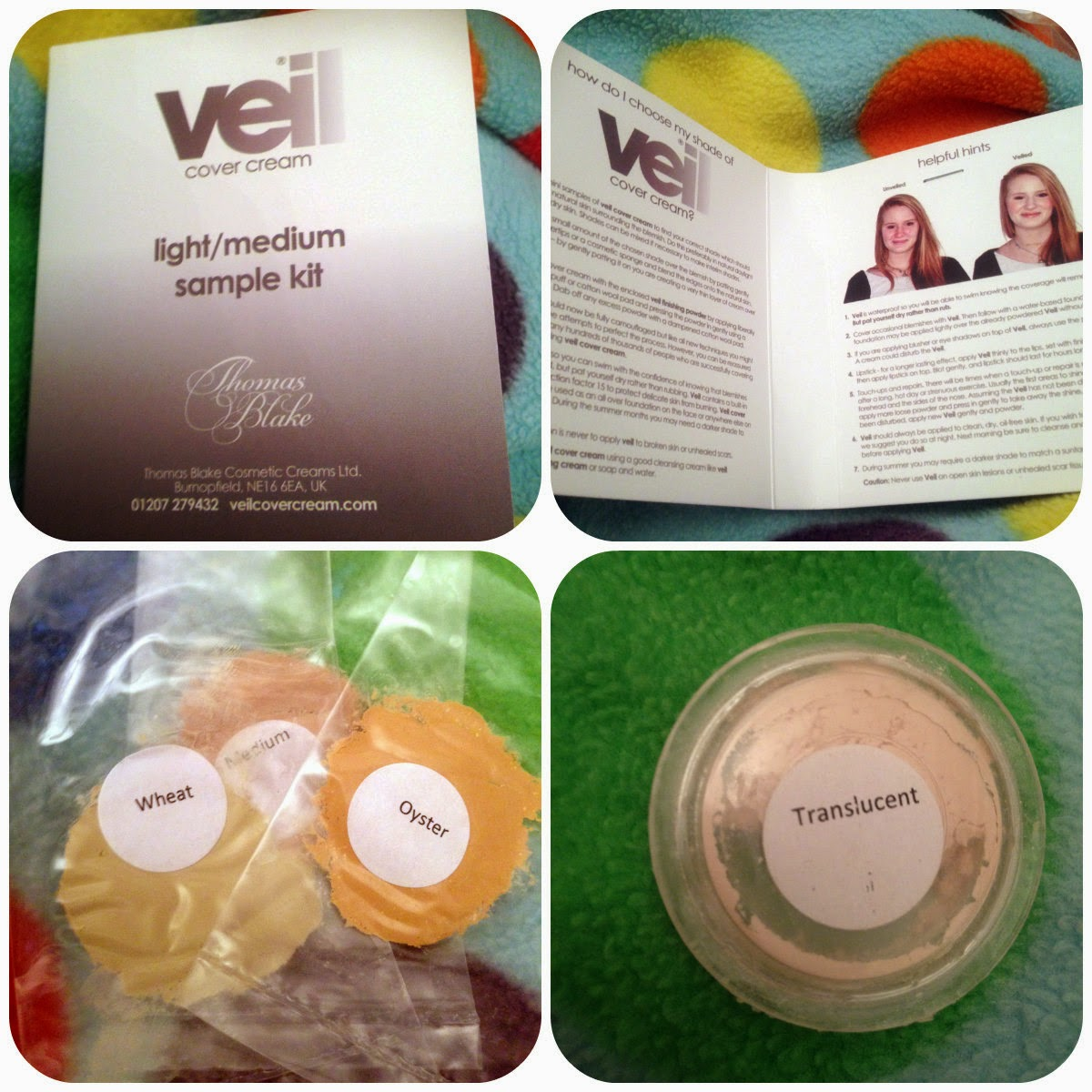 Veil Cover Cream*
