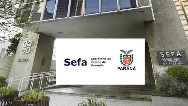 Concurso da Sefa-PR: Comissão organizadora já foi definida!