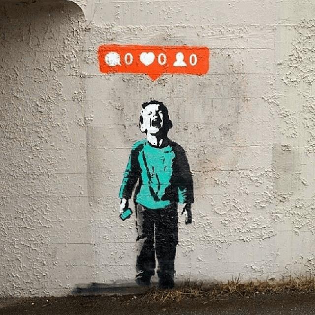 Banks Social Media Likes