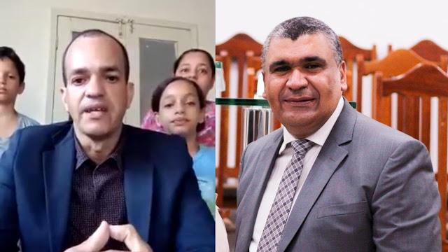 Presbítero da IEADPE em Escada, diz sofrer perseguição dentro da instituição com falsas acusações, o Pastor Marcelo Gomes preferiu manter o silêncio