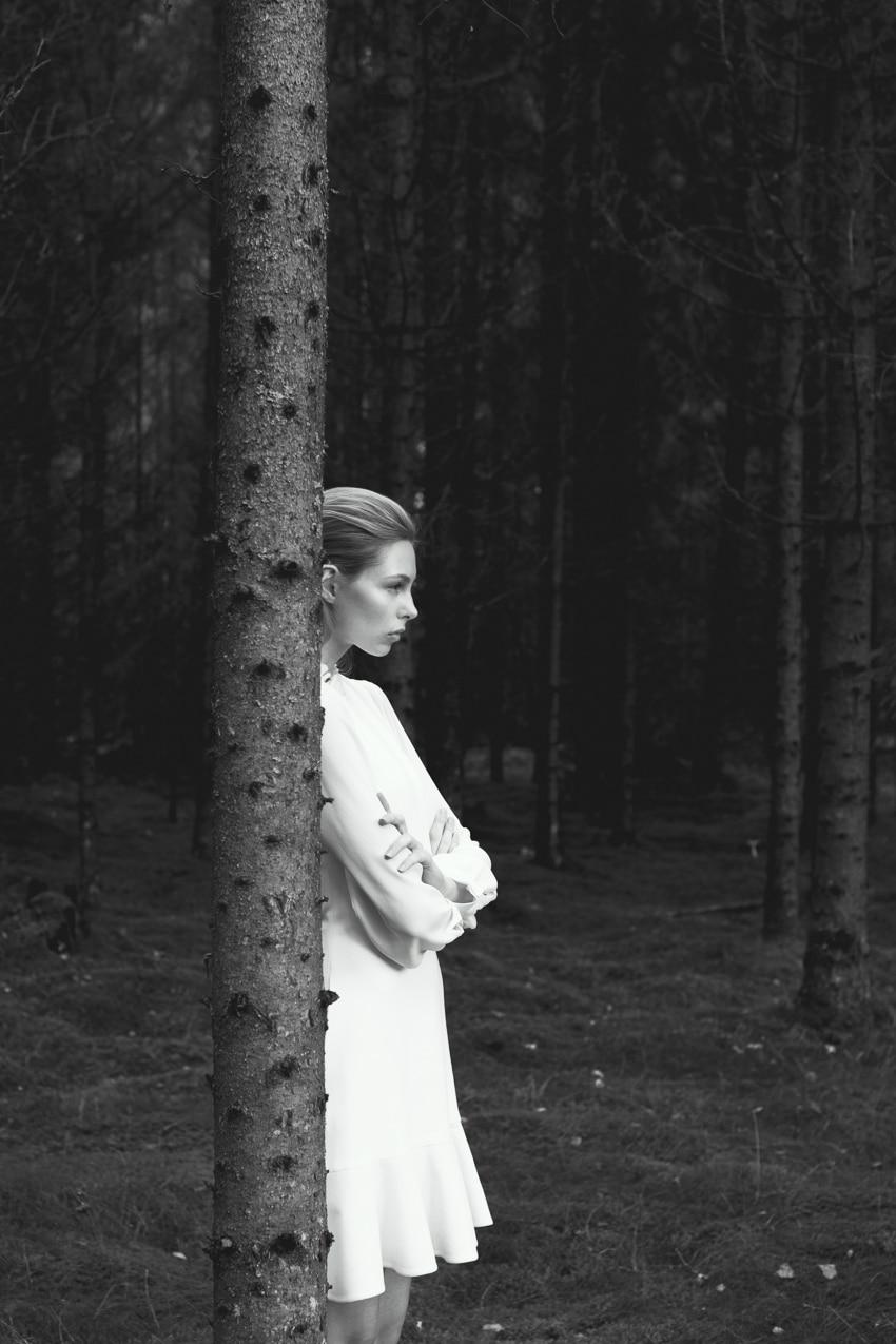 Dress Victoria Beckham, Blouse Marella