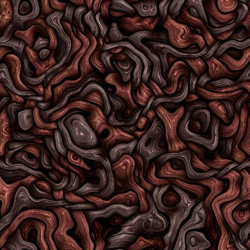 Tangled Intarsia 5