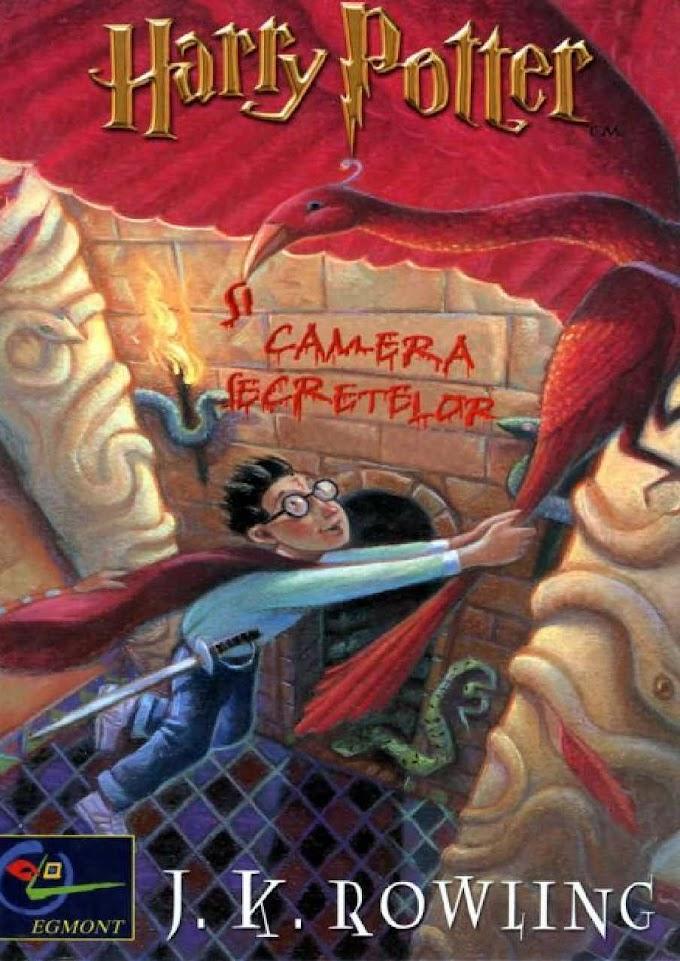 Rezumat scurt Harry Potter și Camera Secretelor de J. K. Rowling