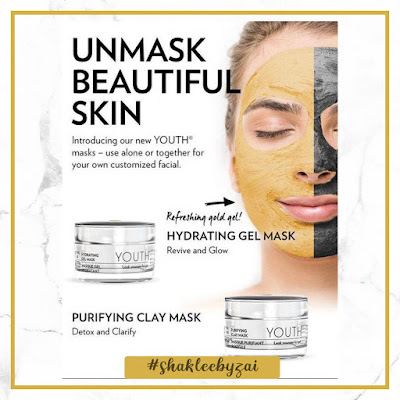 UNMASK BEAUTIFUL SKIN WITH YOUTH SHAKLEE
