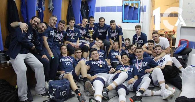 Ιστορική επιτυχία για τη ΔΕΚΑ η δεύτερη θέση στο 46ο Πανελλήνιο Παίδων-Τι γράφτηκε στην ιστοσελίδα της ομάδας