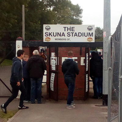 Atherton Collieries Football Club - Alder House - Skuna Stadium
