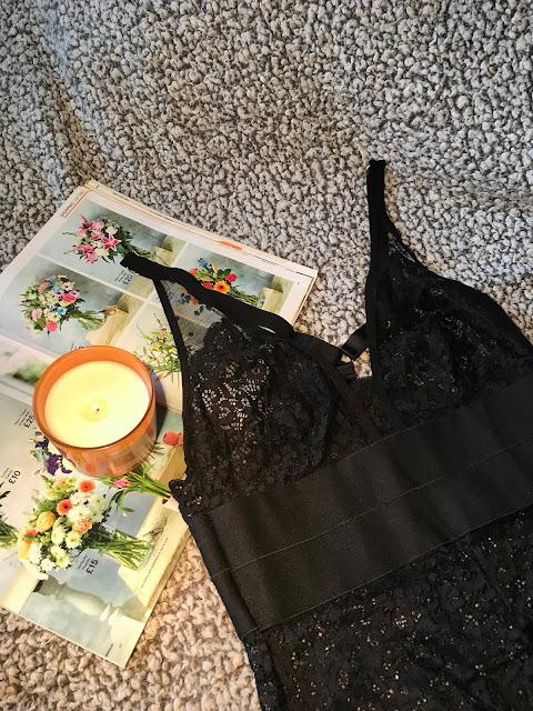 Tutti Rouge Lingerie Lace Bodysuit