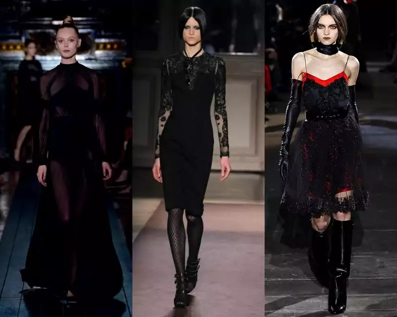 gothic style woman