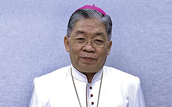 Mohon Doanya, Uskup Mandagi Sedang Dirawat Karena Positif Covid-19
