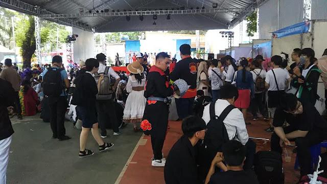 lễ hội cosplay việt nam  manga festival Cũng văn hoá lao động 2092020