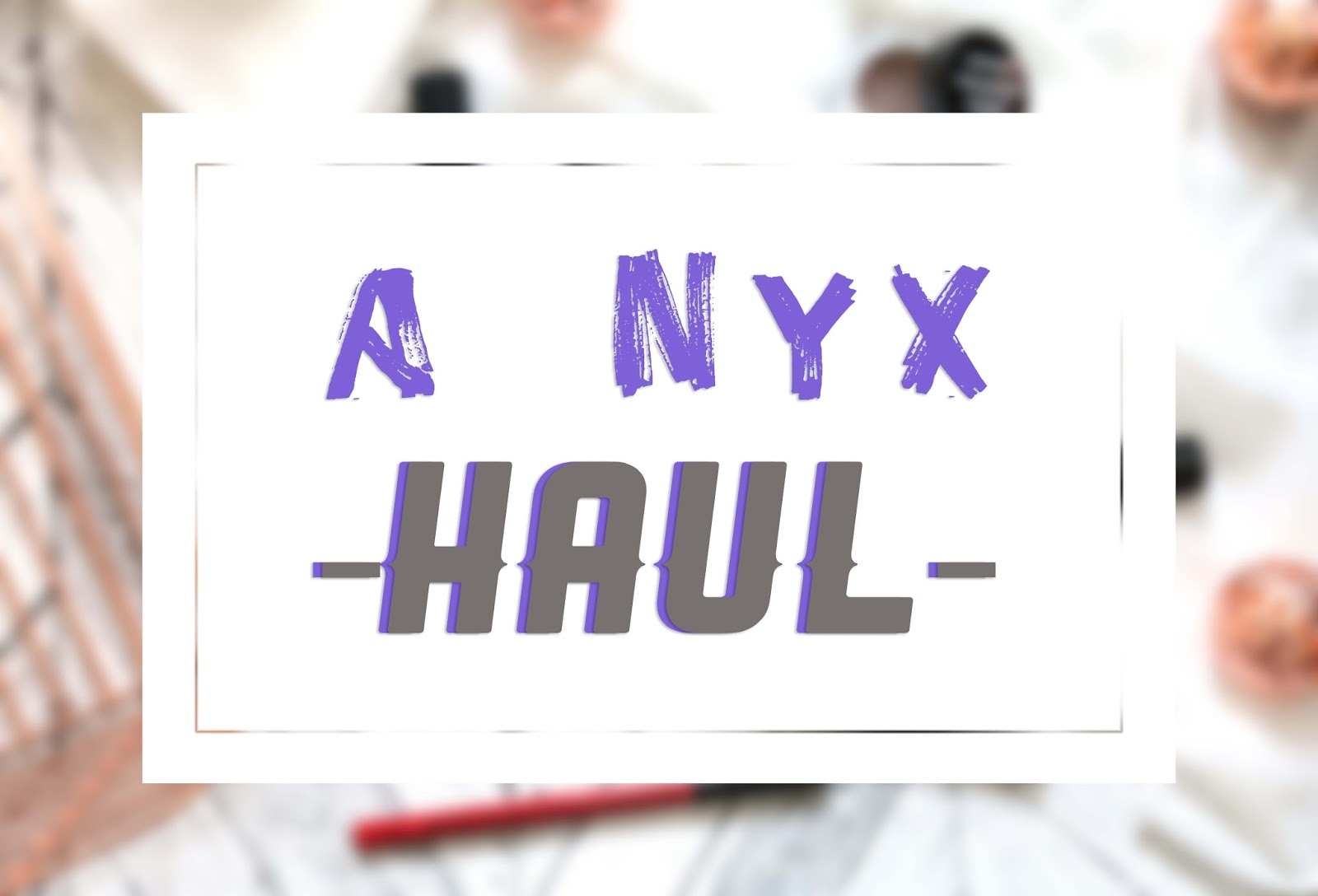 A NYX Haul Boots, first impression, review