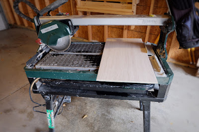 rental tool tile saw wet