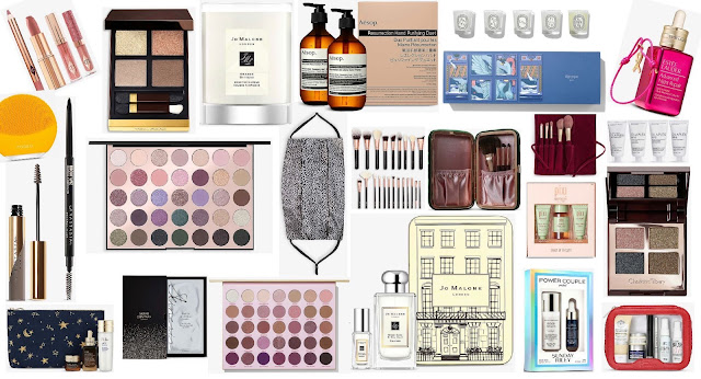 Beauty Gifts Collage
