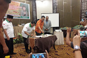 Moeldoko Launching Benih Jagung Hibrida HKTI-1 di Mataram