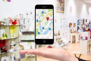 Review google maps via mediakomen