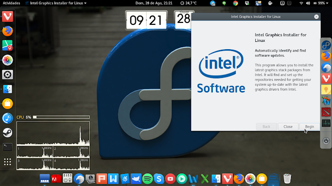 INTEL GRAPHICS INSTALLER FOR LINUX FEDORA