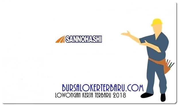 PT. Sannohashi Manufacturing Indonesia