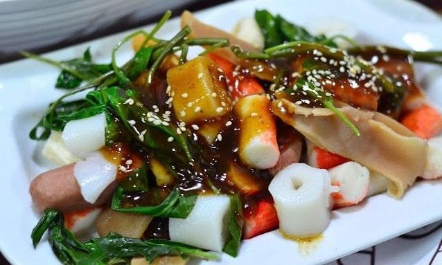 Resepi Kuah Yong Tau Fu Pasar Malam