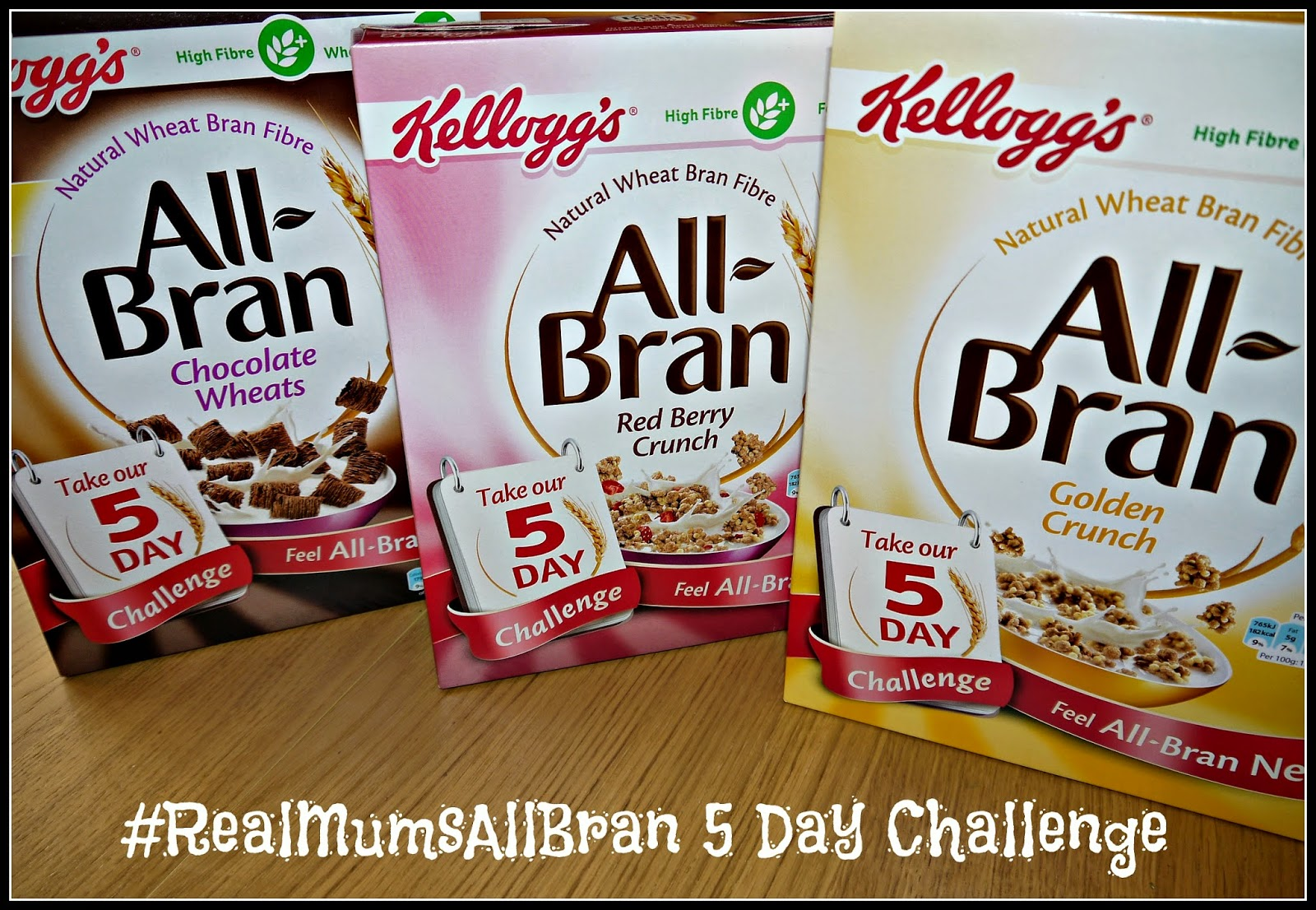 All-Bran, Kelloggs, cereals