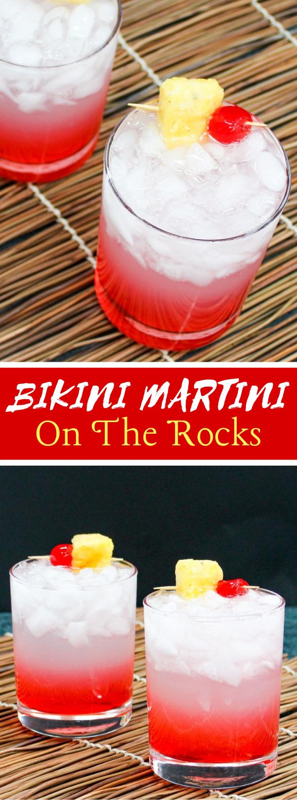 Bikini Martini #vodka #drinks