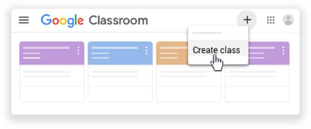 Masuk ke Google Classroom