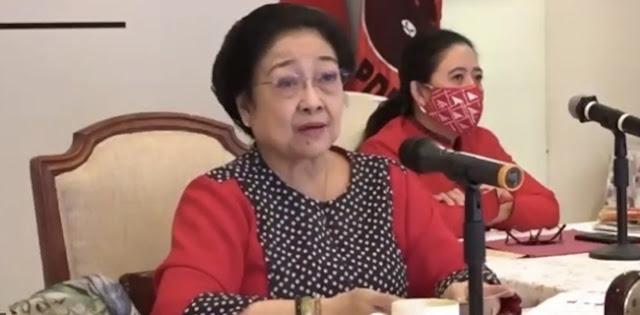 Curhatan Megawati: Kenapa Ya, Rakyat Sumatera Barat Belum Menyukai PDIP?