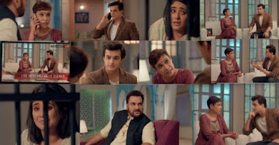 """Yeh Rishta Kya Kehlata Hai 29th July Written Update """" Kartik Gives Live Interview, Defend Sirat and Exposes Truth """""""