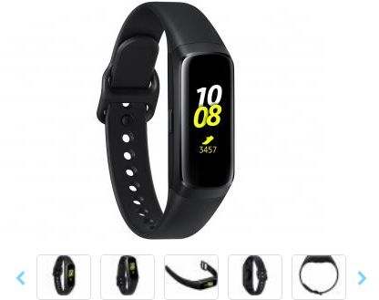 Smartband Samsung Galaxy Fit