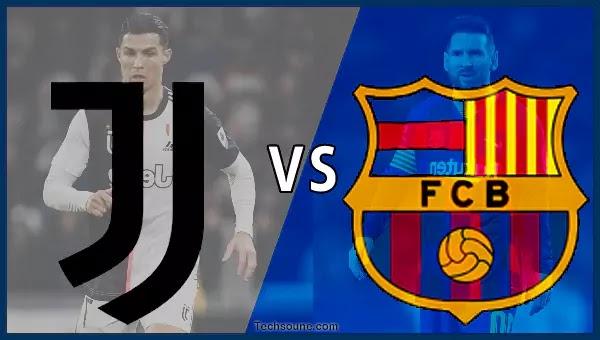 موعد مباراة برشلونة ضد يوفينتوس والقنوات الناقلة مجانا 08/12/2020
