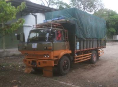 Sewa Truk Fuso Jakarta Solo Boyolali